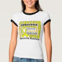 Survivor 10 Sarcoma T-Shirt