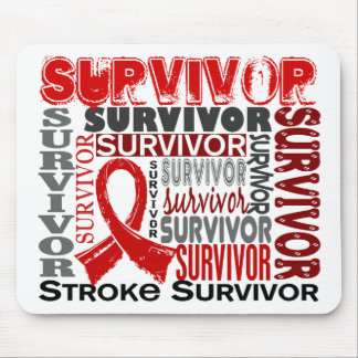 Survivor 10 Stroke Mouse Pad