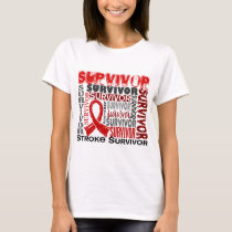 Survivor 10 Stroke T-Shirt