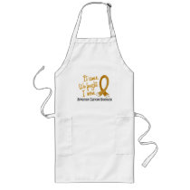 Survivor 11 Appendix Cancer Long Apron
