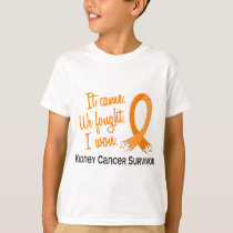 Survivor 11 Kidney Cancer T-Shirt