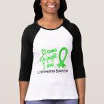 Survivor 11 Lymphoma T-shirt