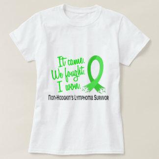Survivor 11 Non-Hodgkin's Lymphoma T-Shirt
