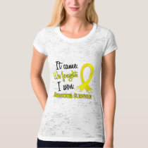 Survivor 11 Sarcoma T-Shirt