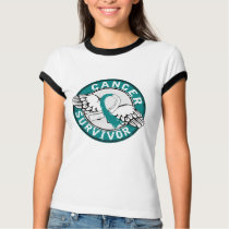 Survivor 14 Cervical Cancer T-Shirt