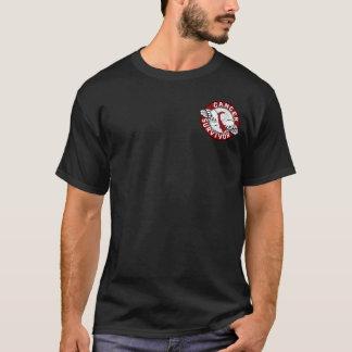 Survivor 14 Head and Neck Cancer T-Shirt