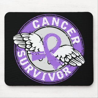 Survivor 14 Hodgkin's Lymphoma Mouse Pad