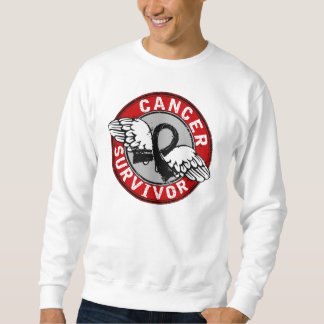 Survivor 14 Melanoma Sweatshirt