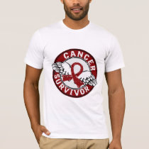 Survivor 14 Multiple Myeloma T-Shirt