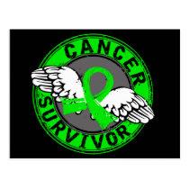 Survivor 14 Non-Hodgkin's Lymphoma Postcard