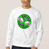 Survivor 14 Non-Hodgkin's Lymphoma Sweatshirt