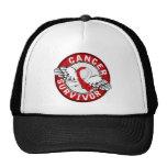 Survivor 14 Oral Cancer Trucker Hat