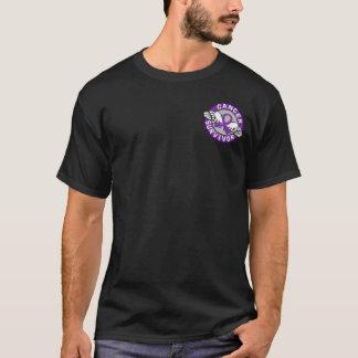 Survivor 14 Pancreatic Cancer T-Shirt