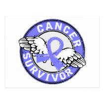 Survivor 14 Prostate Cancer Postcard