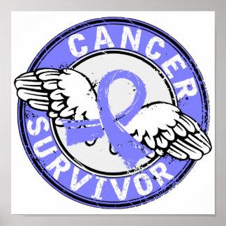 Survivor 14 Prostate Cancer Posters