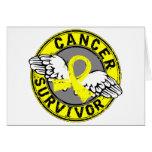 Survivor 14 Sarcoma Greeting Cards