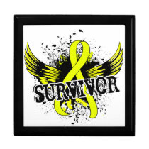 Survivor 16 Bladder Cancer Gift Box