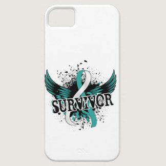 Survivor 16 Cervical Cancer iPhone SE/5/5s Case