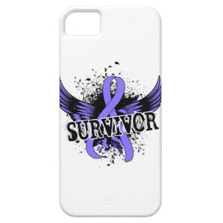 Survivor 16 Esophageal Cancer iPhone SE/5/5s Case