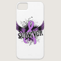Survivor 16 General Cancer iPhone SE/5/5s Case