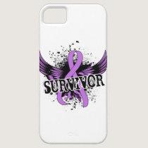 Survivor 16 General Cancer iPhone SE/5/5s Case