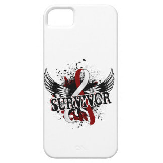 Survivor 16 Head and Neck Cancer iPhone SE/5/5s Case