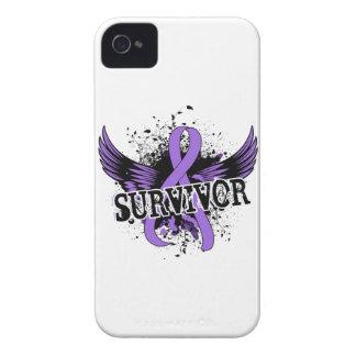 Survivor 16 Hodgkin's Lymphoma iPhone 4 Covers
