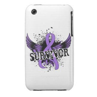 Survivor 16 Hodgkin's Lymphoma Case-Mate iPhone 3 Case