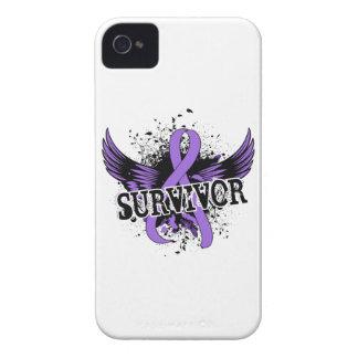 Survivor 16 Hodgkin's Lymphoma iPhone 4 Case-Mate Case