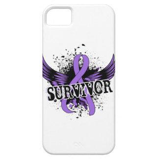 Survivor 16 Hodgkin's Lymphoma iPhone 5 Cover
