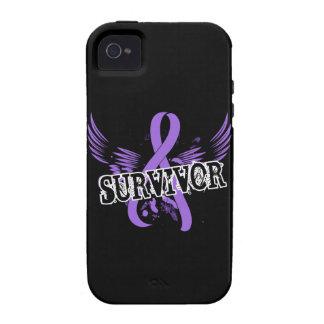 Survivor 16 Hodgkin's Lymphoma Case-Mate iPhone 4 Cover