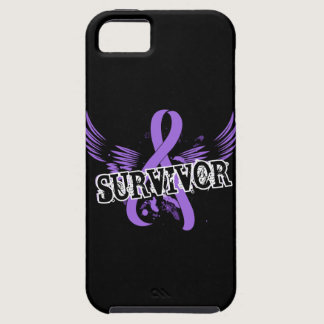 Survivor 16 Hodgkin's Lymphoma iPhone SE/5/5s Case