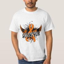 Survivor 16 Kidney Cancer T-Shirt