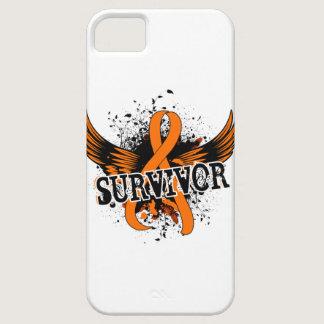 Survivor 16 Leukemia iPhone SE/5/5s Case