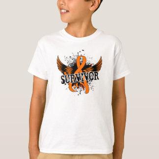 Survivor 16 Leukemia T-Shirt