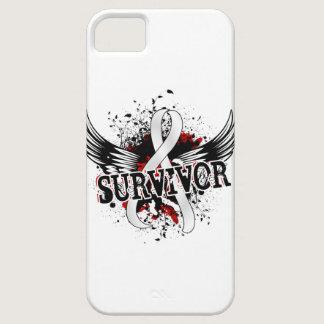 Survivor 16 Lung Cancer iPhone SE/5/5s Case