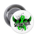 Survivor 16 Lymphoma Pin