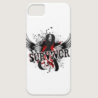 Survivor 16 Melanoma iPhone SE/5/5s Case