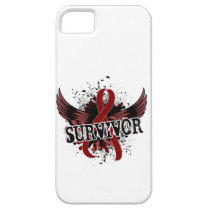 Survivor 16 Multiple Myeloma iPhone SE/5/5s Case
