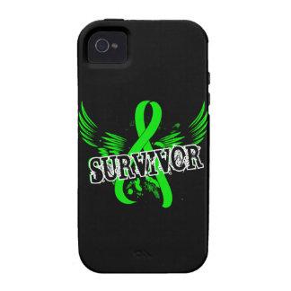 Survivor 16 Non-Hodgkin's Lymphoma Case-Mate iPhone 4 Cover