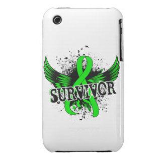Survivor 16 Non-Hodgkin's Lymphoma Case-Mate iPhone 3 Case