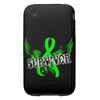 Survivor 16 Non-Hodgkin's Lymphoma iPhone 3 Tough Cover