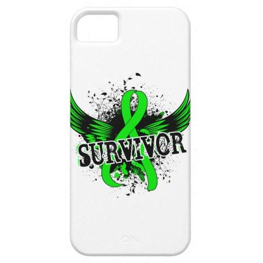 Survivor 16 Non-Hodgkin's Lymphoma iPhone 5 Cases