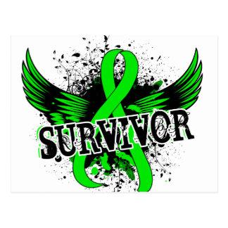 Survivor 16 Non-Hodgkin's Lymphoma Postcard