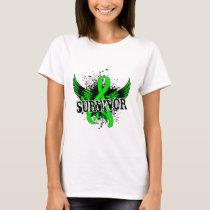 Survivor 16 Non-Hodgkin's Lymphoma T-Shirt