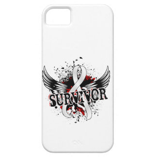 Survivor 16 Retinoblastoma iPhone SE/5/5s Case