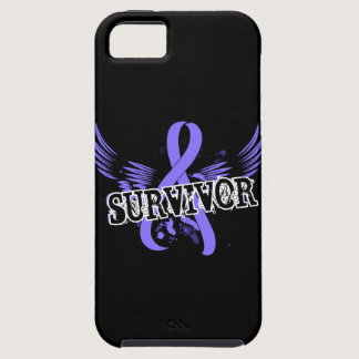 Survivor 16 Stomach Cancer iPhone SE/5/5s Case