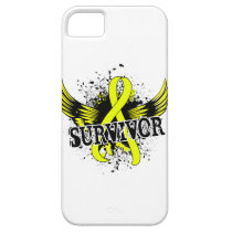 Survivor 16 Testicular Cancer iPhone SE/5/5s Case