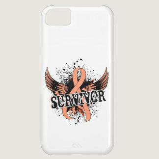 Survivor 16 Uterine Cancer iPhone 5C Cover