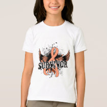 Survivor 16 Uterine Cancer T-Shirt